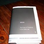'Reinventando el olvido' en 'Delete', el libro de Meyer-Schoenberger