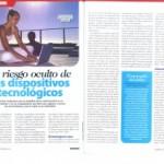 Entrevista: los riesgos ocultos de lo digital, en Cosmopolitan